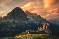Cinque Torri, Italy – Most Beautiful Picture