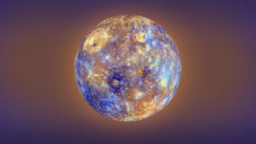 Mercury – Most Beautiful Picture