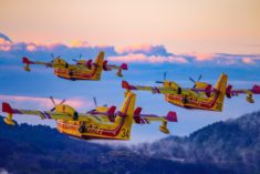 Canadair, France – Most Beautiful Picture