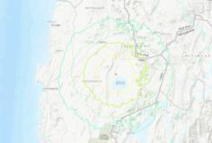 Magnitude 6.8 Earthquake – 48 km SSW of San Pedro de Atacama, Chile