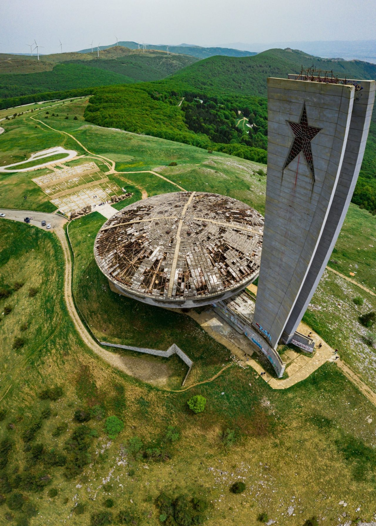 Buzludzha, Bulgaria – Most Beautiful Picture