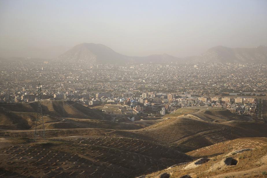 Kabul, capital of Afghanistan