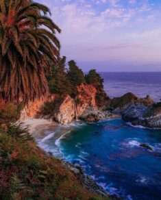McWay Falls, California – Most Beautiful Picture