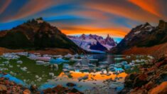 Patagonia Sunset – Most Beautiful Picture