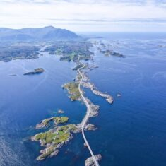 Atlantic Ocean Road, Norway – Most Beautiful Picture