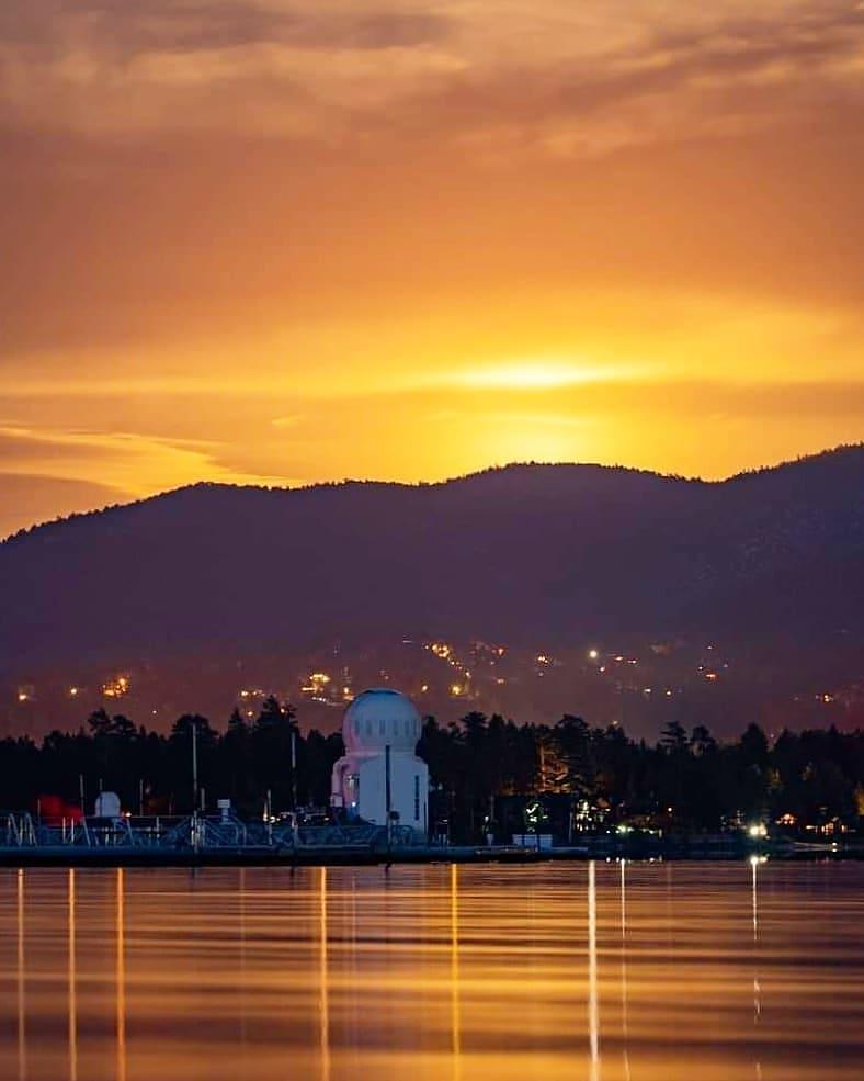Big Bear Solar Observatory, California – Most Beautiful Picture