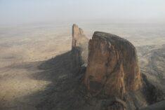 Mont Hombori, Mali