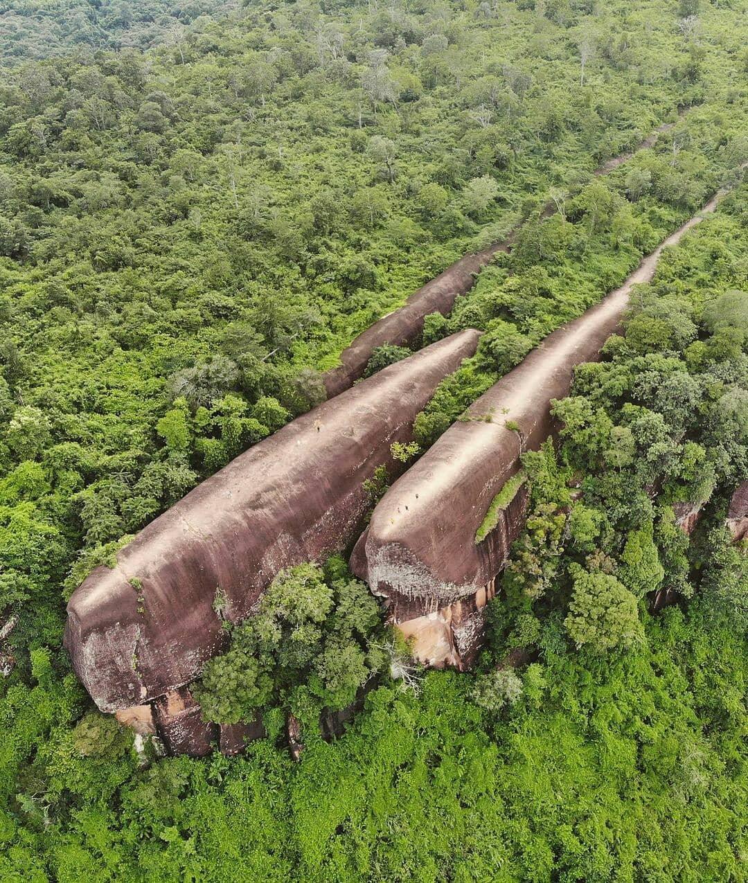 Three Whale Rock, Thailand