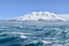 Mawson Peak, Heard Island and McDonald Islands, Australia
