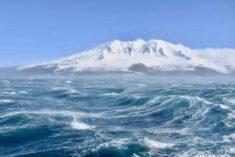 Mawson Peak, Heard Island and McDonald Islands, Australia