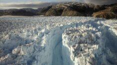 Helheim Glacier, Greenland