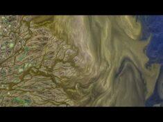 The Arctic's Largest Delta: Where Siberia's Lena River meets the Laptev Sea